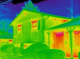 scranton energy audit heat loss